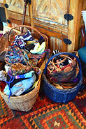 Organized Baskets