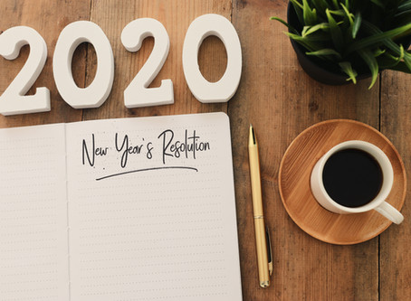 3 tips for your New Year's Wellness Resolutions