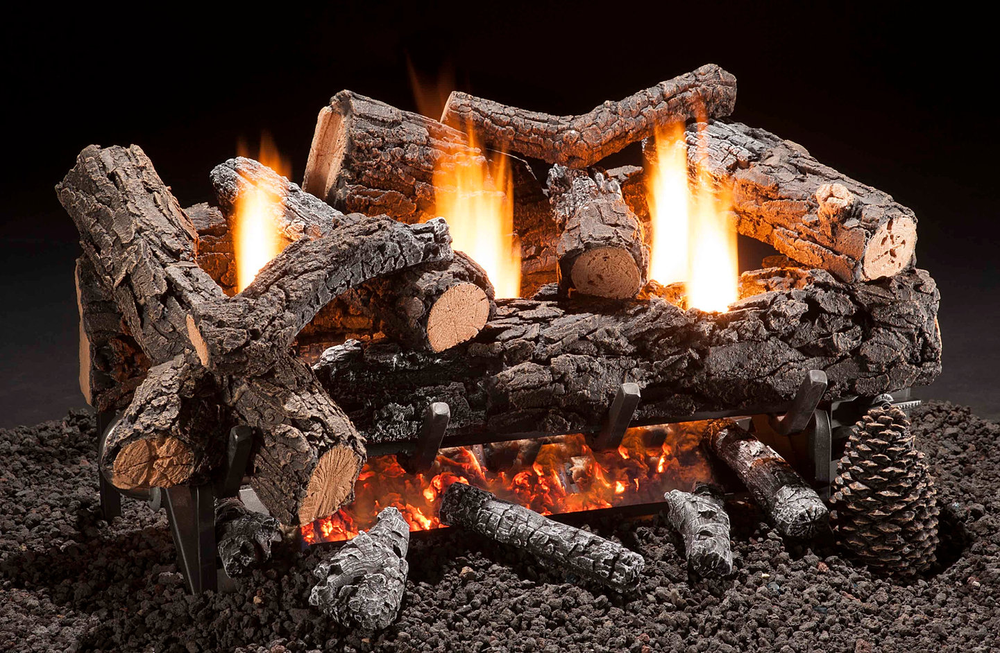 gas logs home hargrove premium products