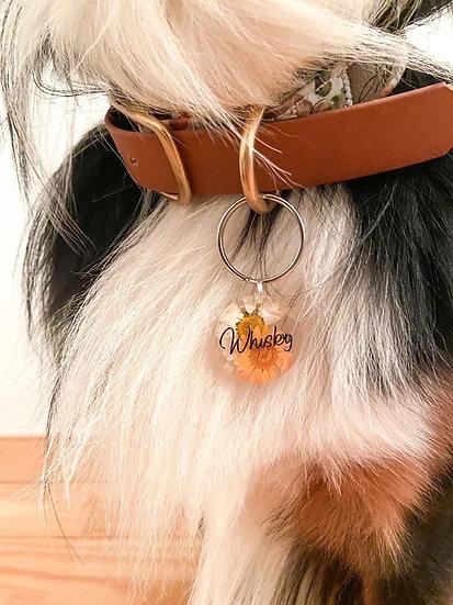 Médaille : Flower Woof
