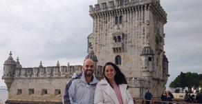 Um dia em Lisboa - Portugal
