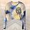 Thumbnail: SSZ Tie Dye Crop Pullover