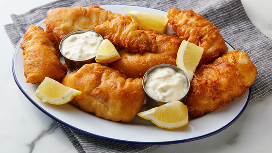 Very Best Beer Battered Fish