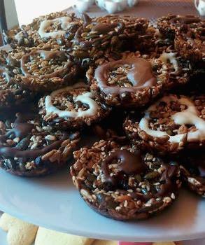 Three Seed Cookies