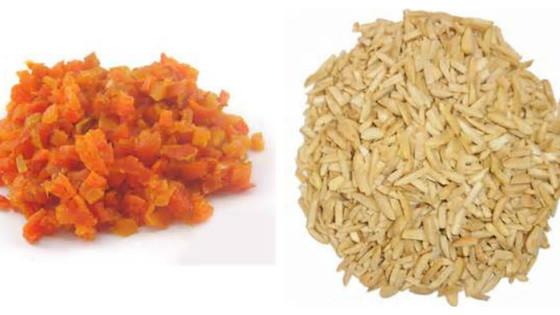 Apricot Almond Salad