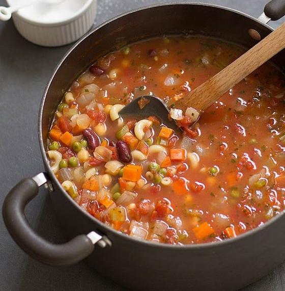 Effortless Vegetable Soup
