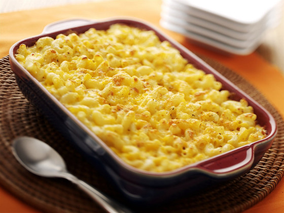 Three Ingredient Mac Cheese