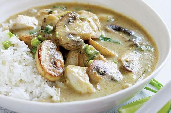 Versatile Thai Green Curry