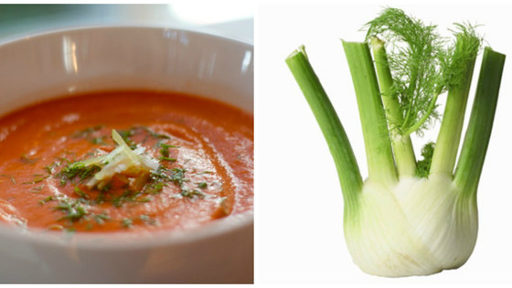 Fennel Tomato Soup