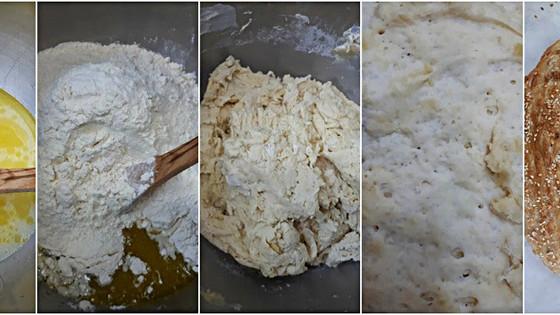 No Knead Quick Rise Italian Bread