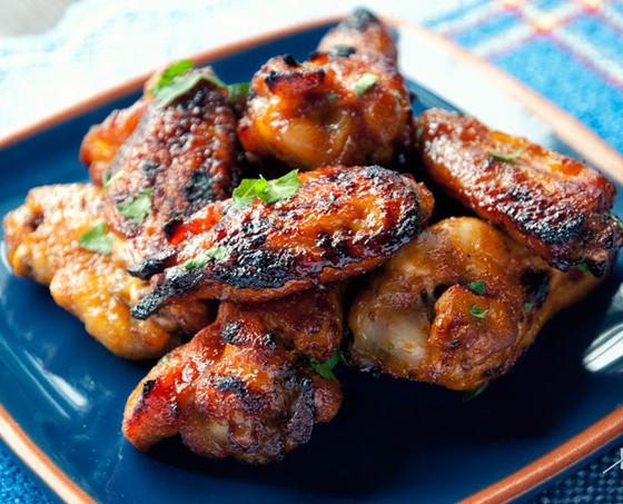 Easy Sweet & Spicy Roast Chicken