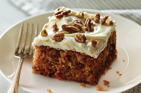 Speedy Carrot Cake