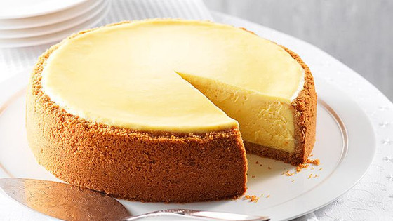 Ultimate New York Style Cheesecake