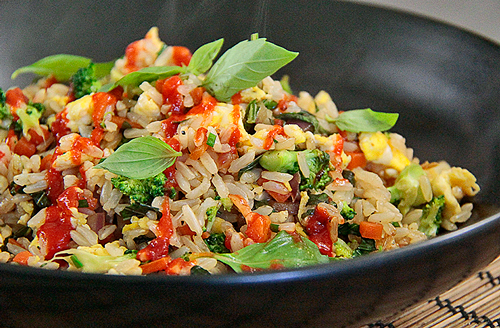Ultimate Vegetable Stirfry