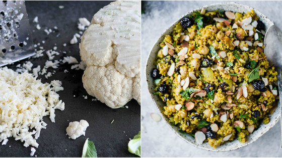 Moroccan Jeweled Couscous Salad