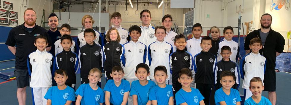 Payke Boy's Team