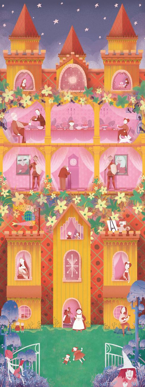 fairytale october
