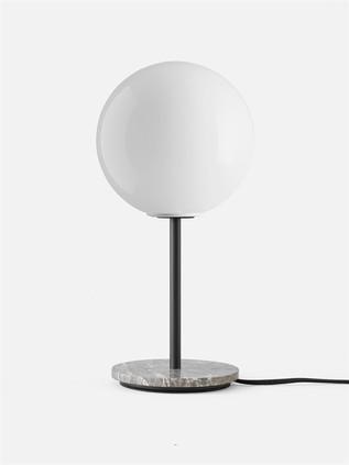 MENU TR Bulb Shiny Opal Table Lamp