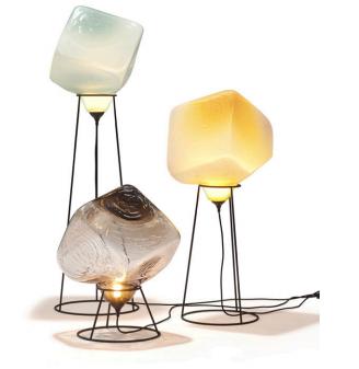 LINTELOO Cube lamp