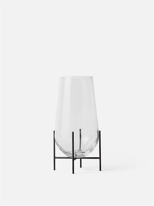EMNU Echasse Vase small clear