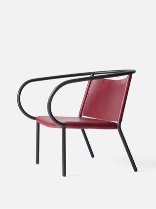 MENU Afteroom Lounge Chair RED