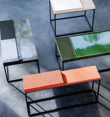 LINTELOO Terrace tables