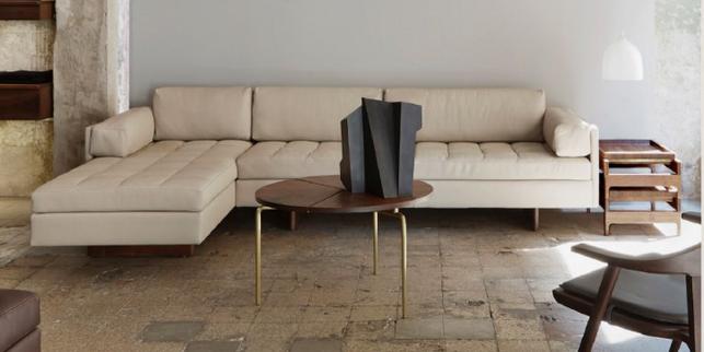 BESSAMFELLOWS Asymetric Sofa series