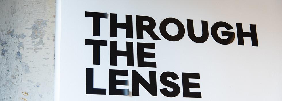 """Expo collective """"Through the lense"""" 2019"""