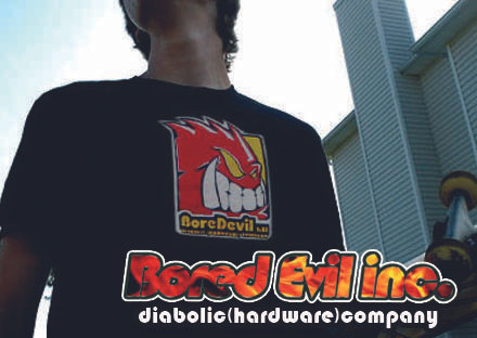 BOREDEVIL CLOTHING