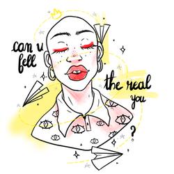 Can u feel the real u