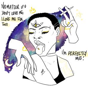 I'm perfectly me