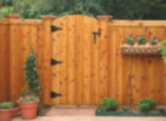 Fence and gate gallery photos