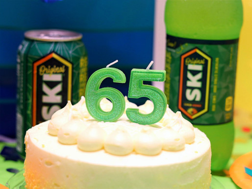 Happy 65th Birthday SKI!