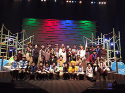 Peter & the Starcatcher Cast