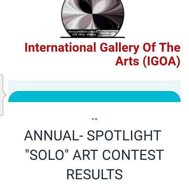 2017IGOA solo art contest _Worldwide top