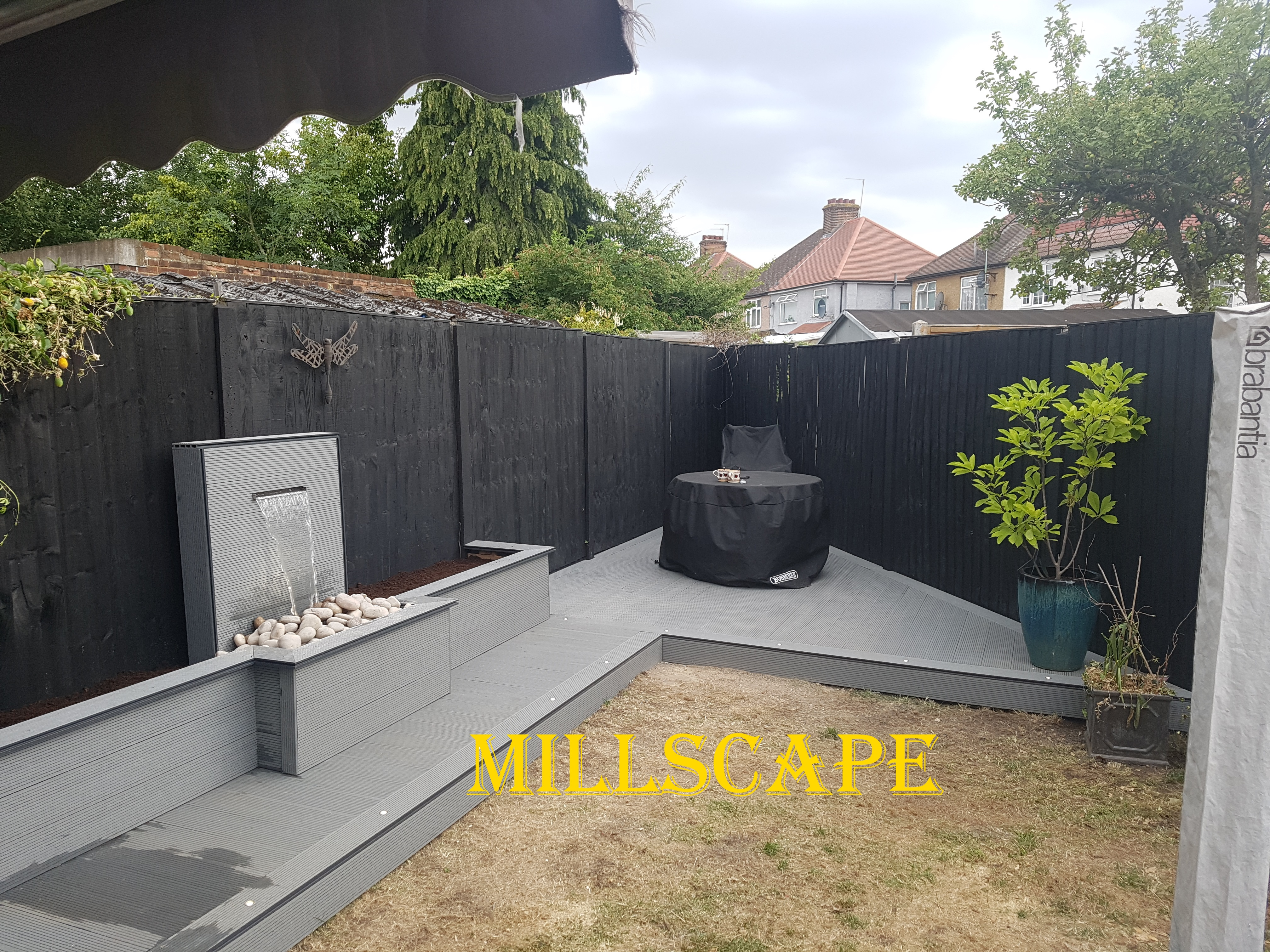 Design, Composite decking, Mill hill