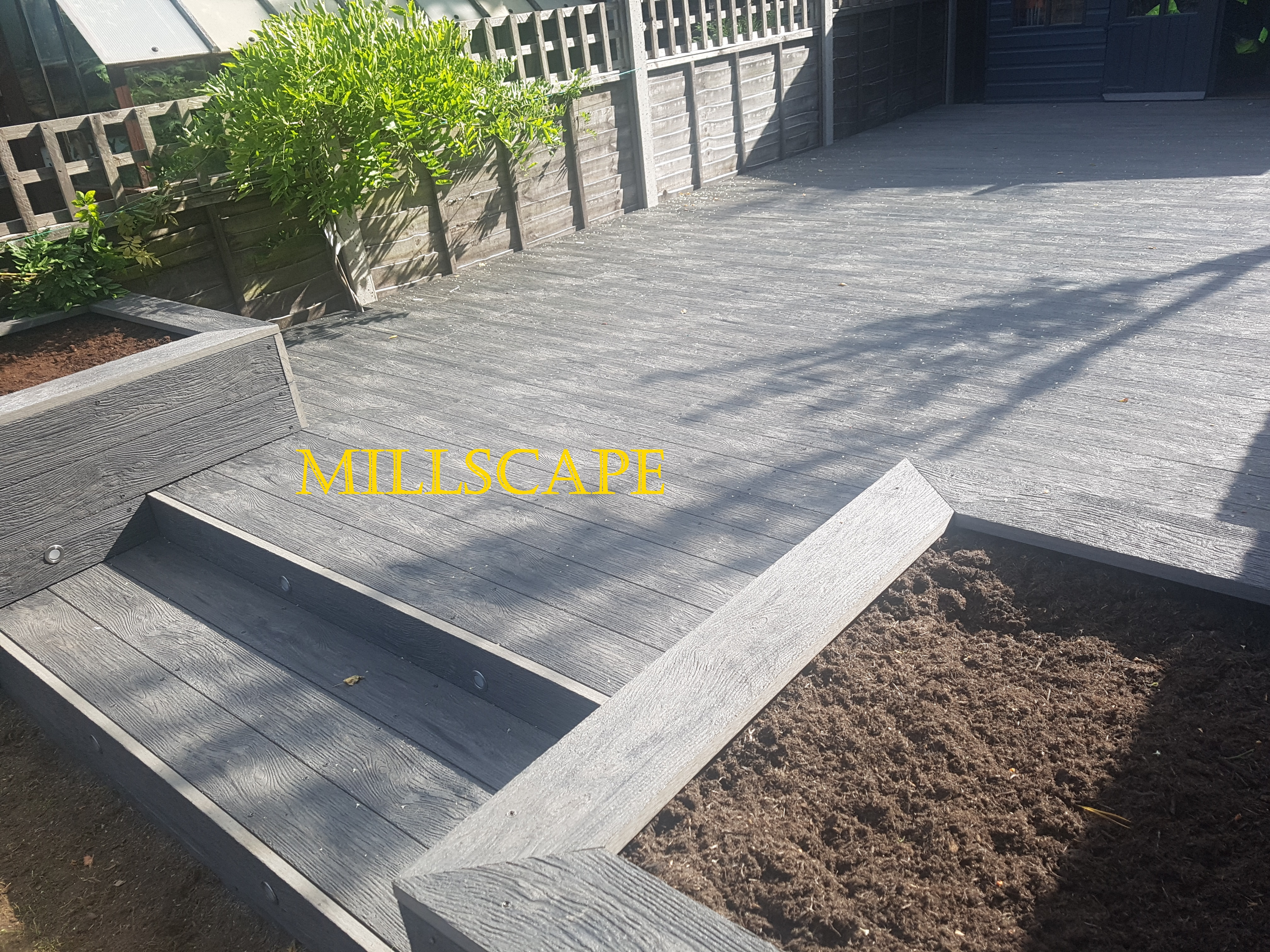 Design, Composite decking, Bushey