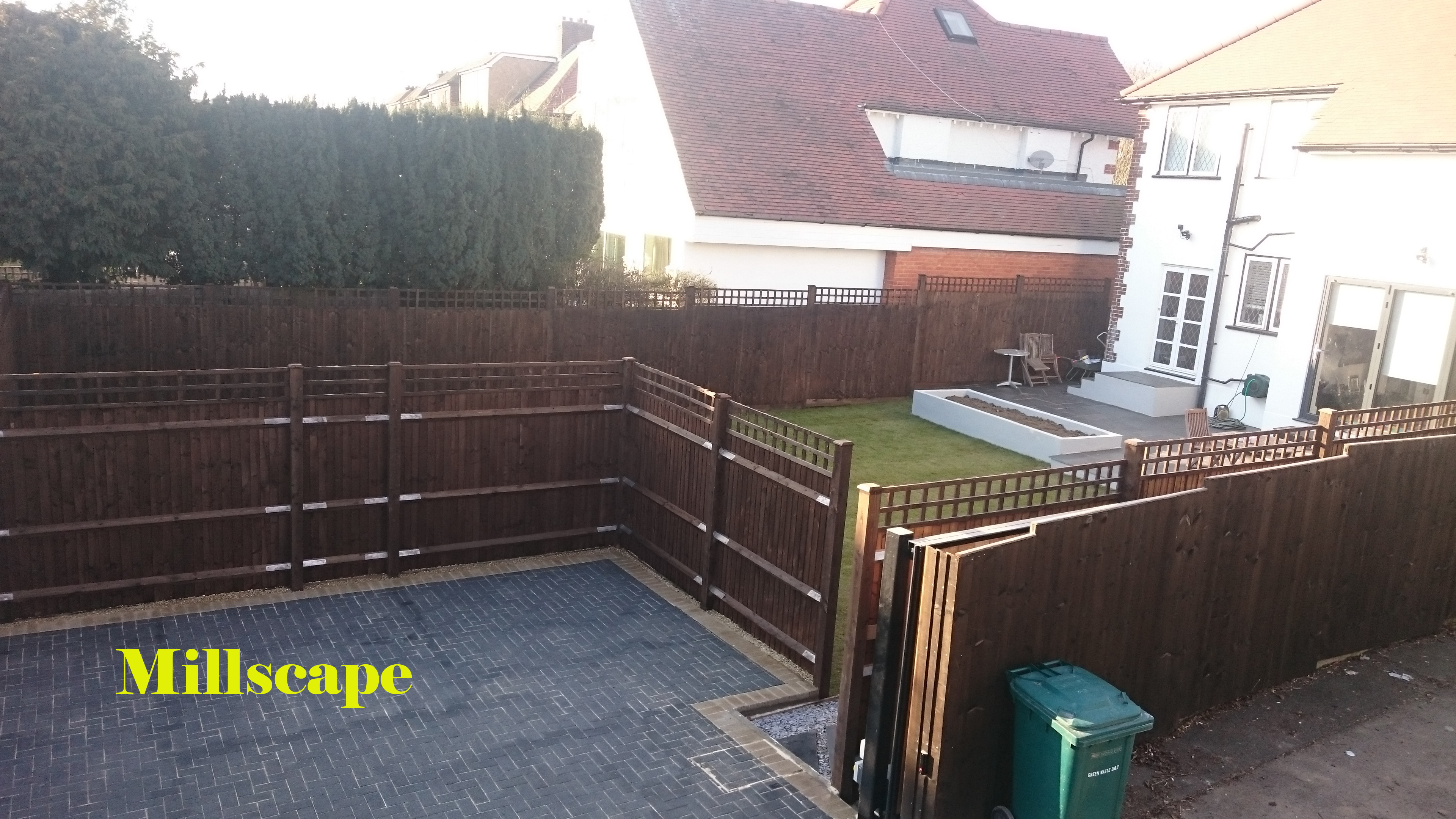 Landscaping Paving Lawn laying