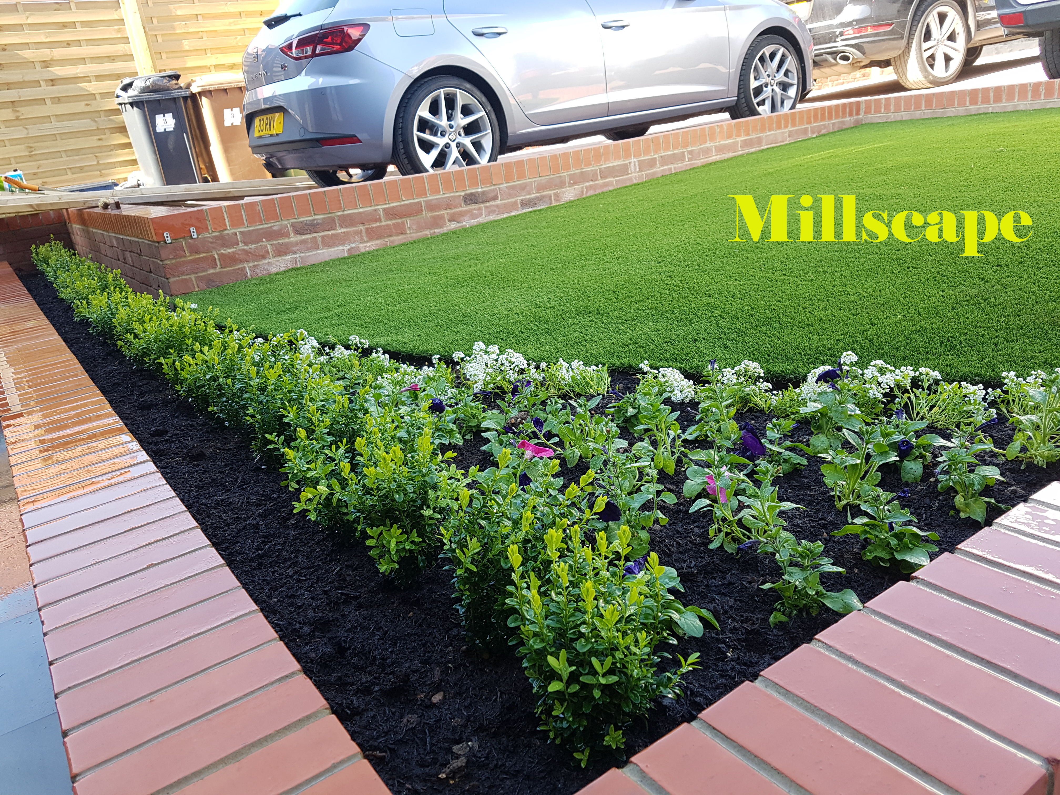 Millscape landscaping Nw-London