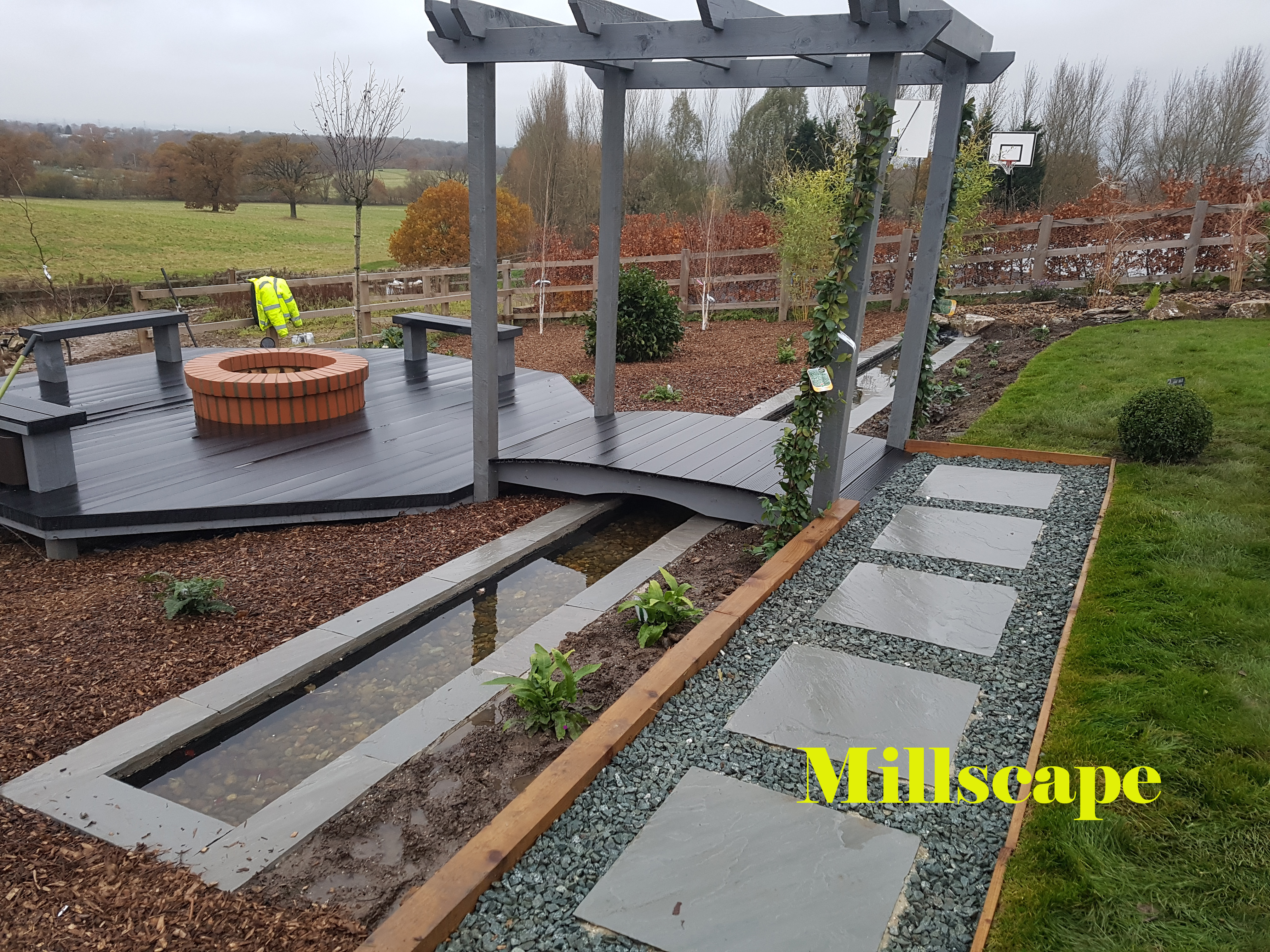 Design Landscaping Elstree Planting