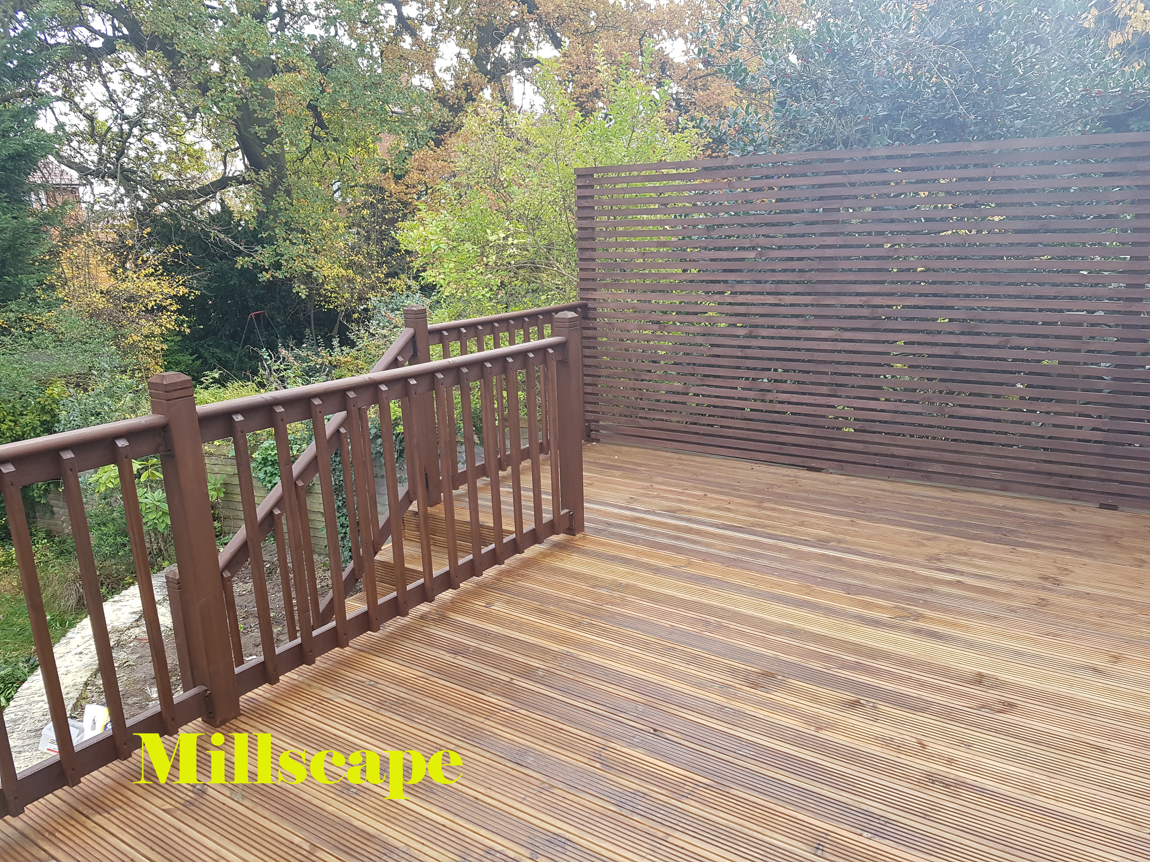 Design decking Nw-London