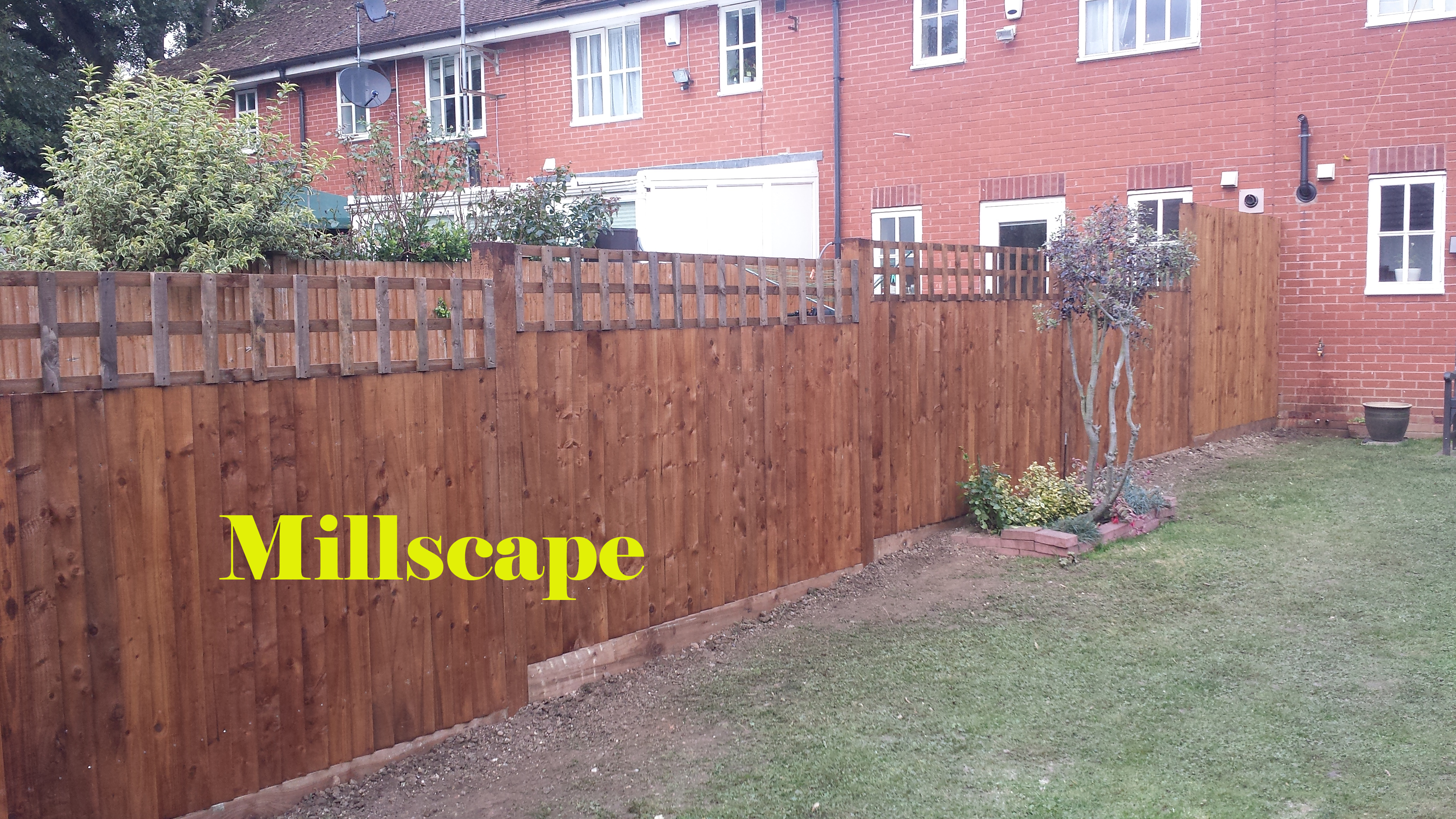 Landscaping Fencing Edgware