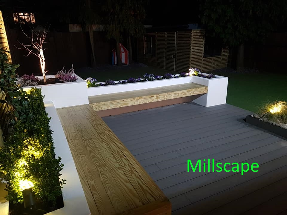 Design, Landscaping, Mill hill