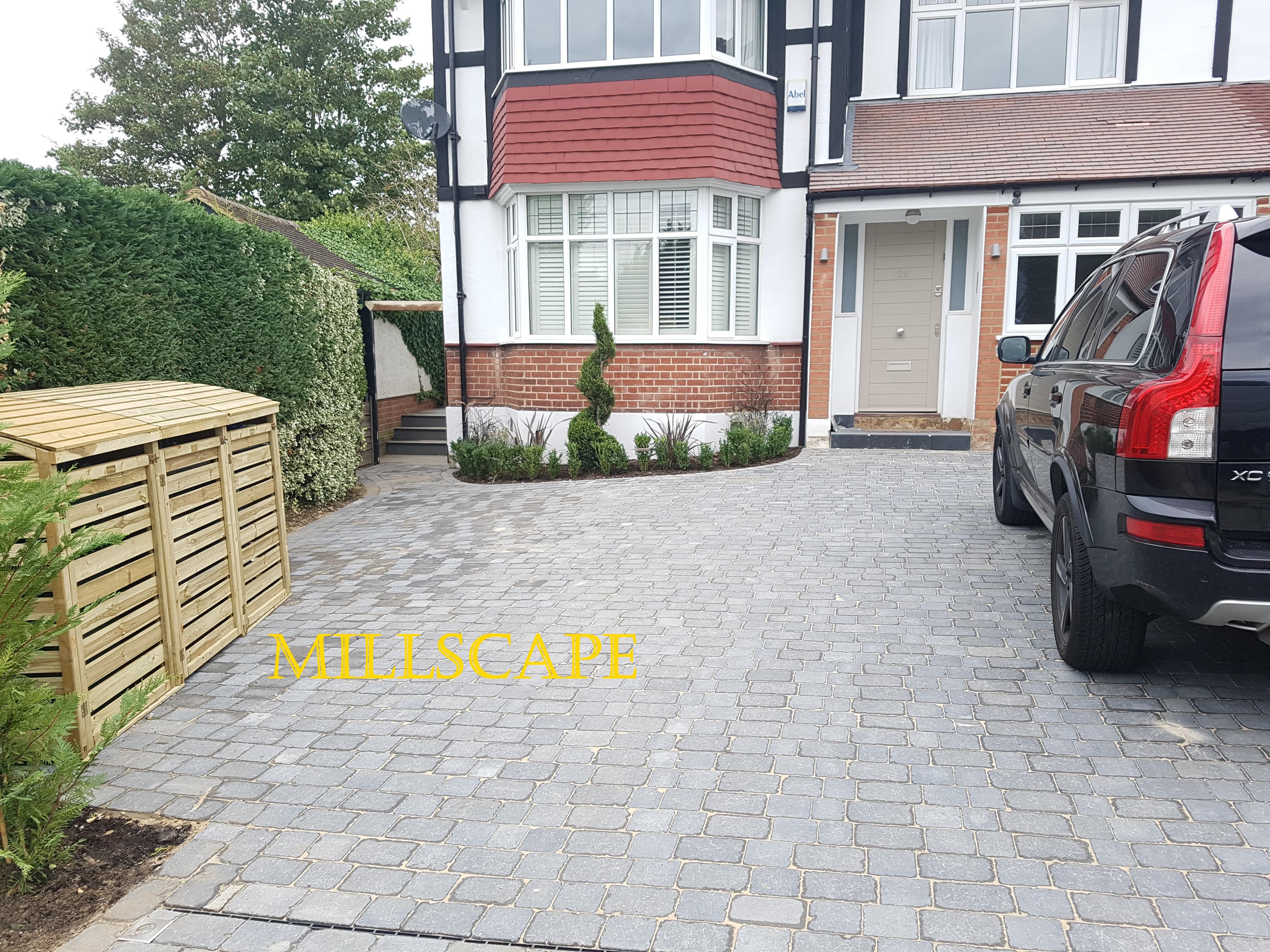 Design, Driveway, Finchley