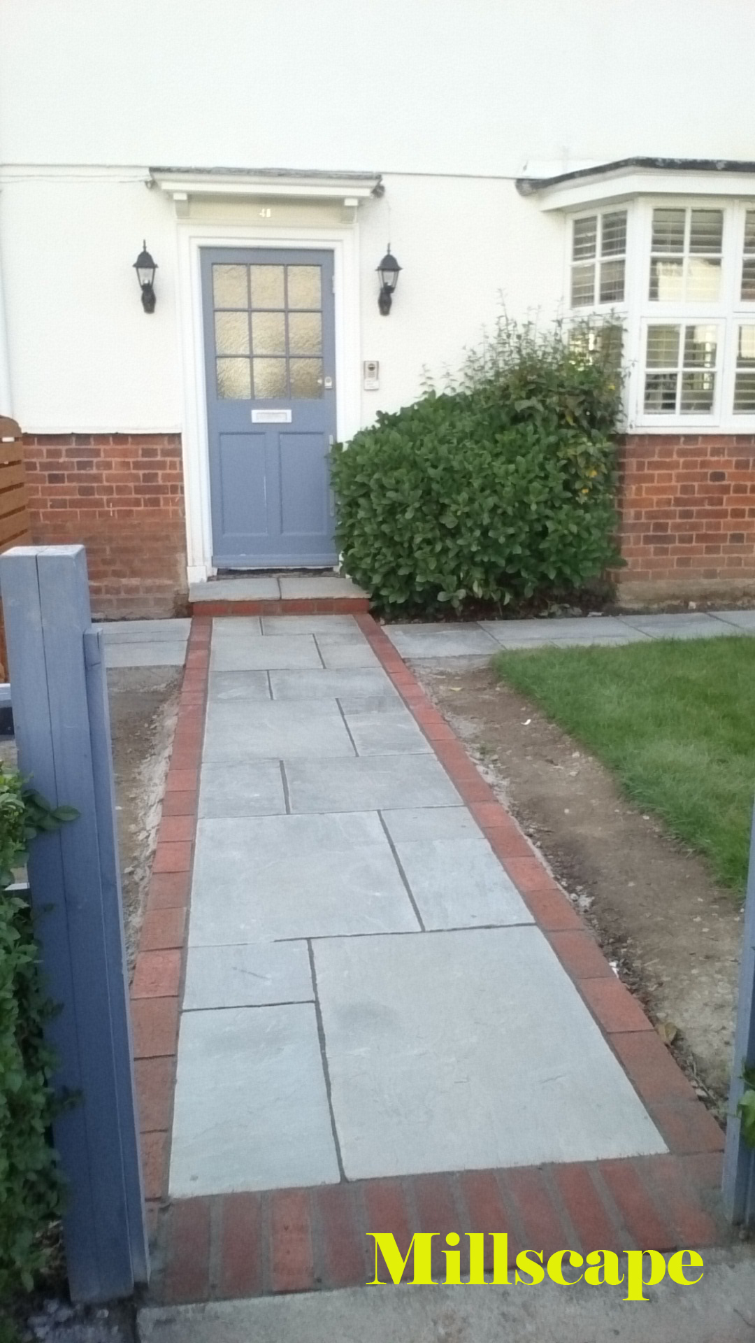 paving landscaping n-london