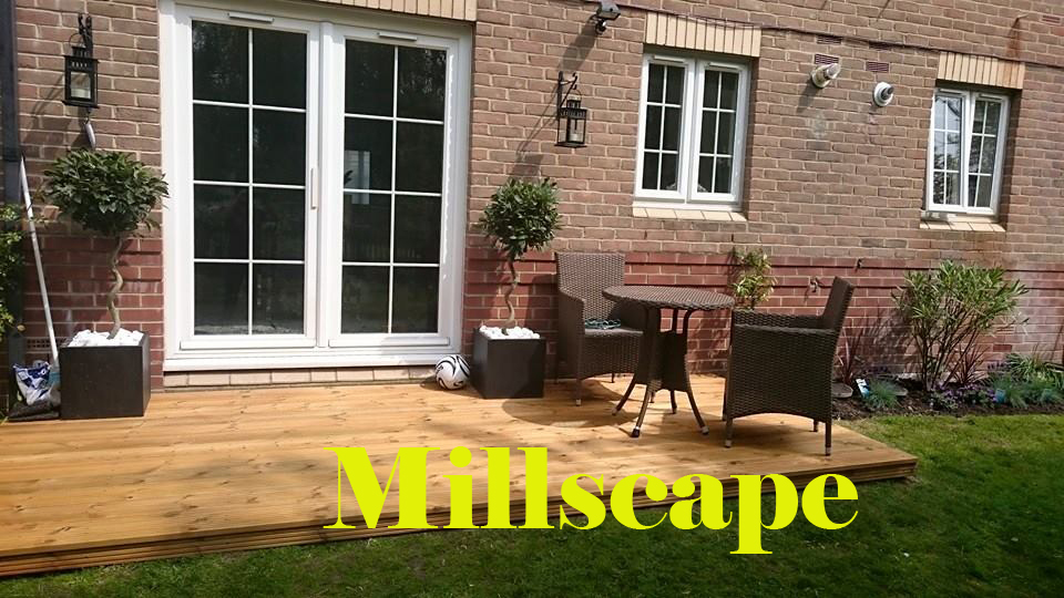 Decking, Landscaping, N-London