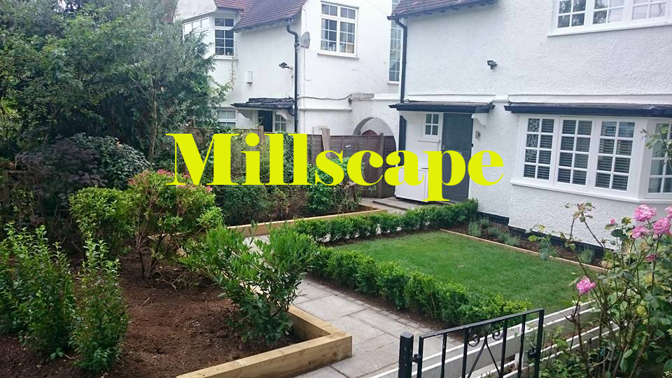 Landscaping, N-london, Millscape