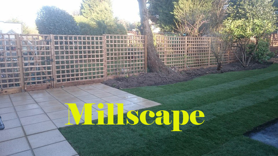 Landscaping, Nw-london, Millscape