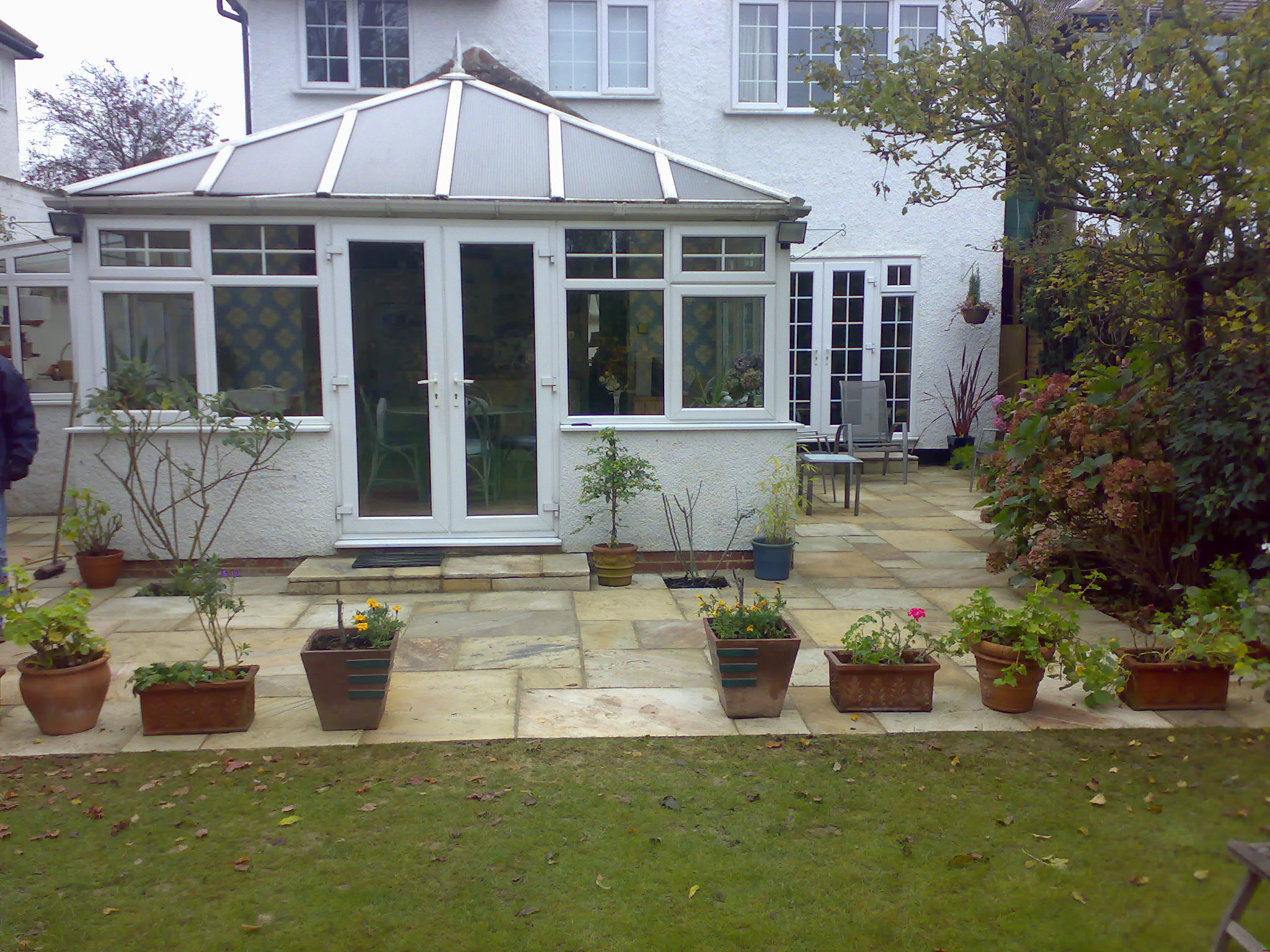 paving, patio, landscaping, planting