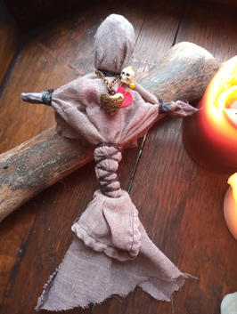 Voodoo Doll / Spirit Doll / Poppet Doll